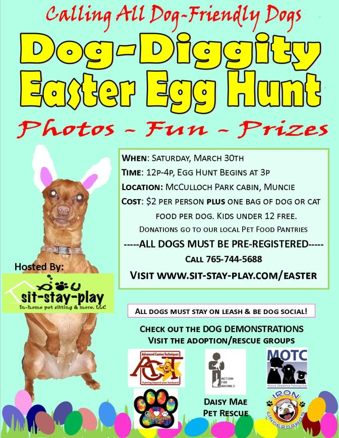 Easter Event for Canines and Humans