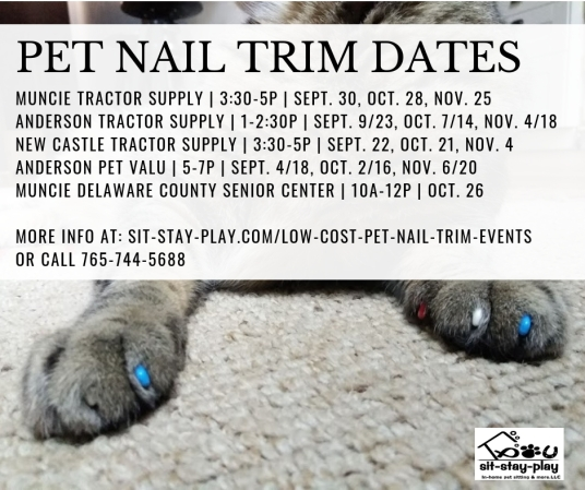 low-cost-pet-nail-trim-events-sept-nov
